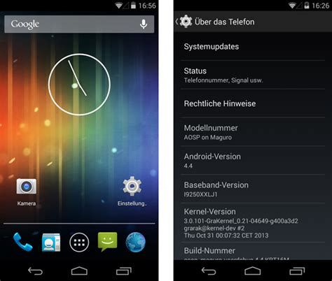 android apps custom roms and android 44 it works for