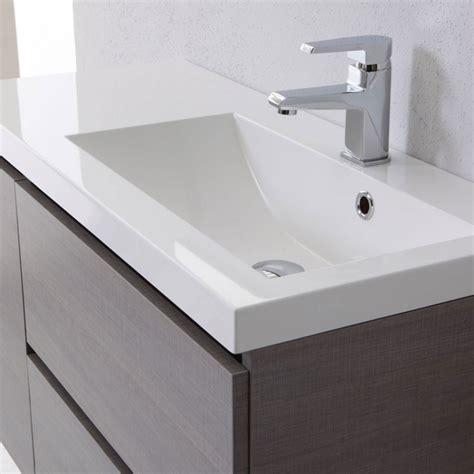 mobile da bagno sospeso cm 90 design moderno kv store