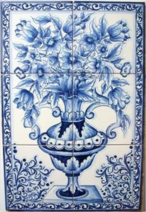 piastrelle di caltagirone pannello murale 019 ceramica di caltagirone ceramiche