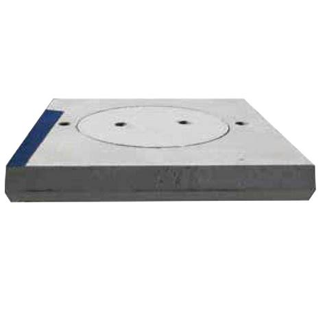 l900hdr 900mm pit lid with round access hole midwest
