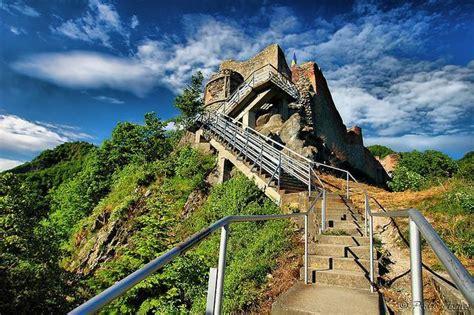 the impalers castle vlad the impaler poienari castle romania eatsleepride