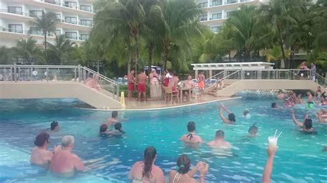 riu cancun next door picture of hotel riu palace las americas cancun tripadvisor riu caribe cancun 2016