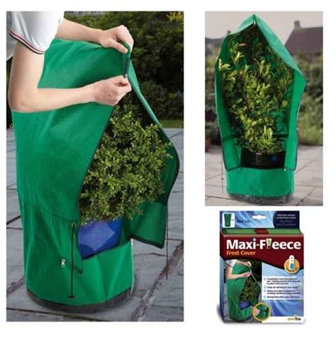 Planter Bag 200 Liter T1310 4 maxi fleece cover 110x200cm the garden factory