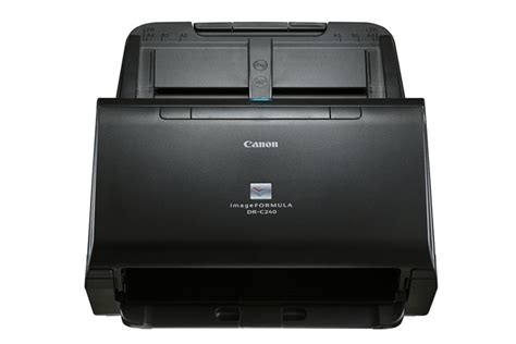 Canon Document Scanner Dr C240 canon imageformula dr c240 office document scanner canon