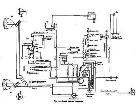 1950 chevy truck horn wiring diagram 1950 chevy truck