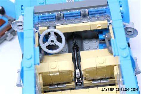 lego volkswagen inside review lego 10252 volkswagen beetle