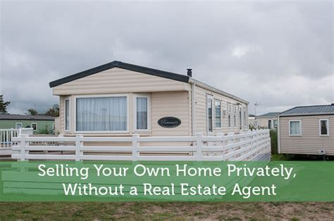 selling your own home privately without a real estate