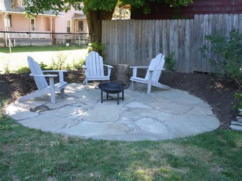 Cost To Install Flagstone Patio by Learn About Installing Finishing Touches For A Flagstone