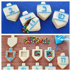 7 Pretty Hanukkah Decorations by Challah Menorah No Recipe This Idea Hanukkah Oh