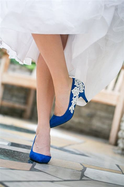 Blue Wedding Shoes by 25 Best Ideas About Blue Bridal Shoes On