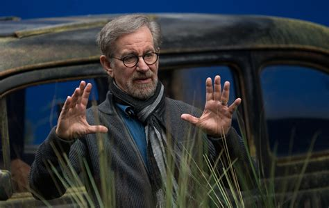 steven the steven spielberg on the bfg and ready player one collider