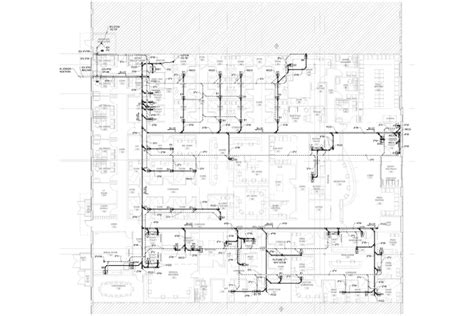 plumbing med gas cad for clinic by daniel german at