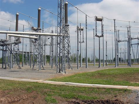 substation capacitor function substations b b electrical and utility contractors inc