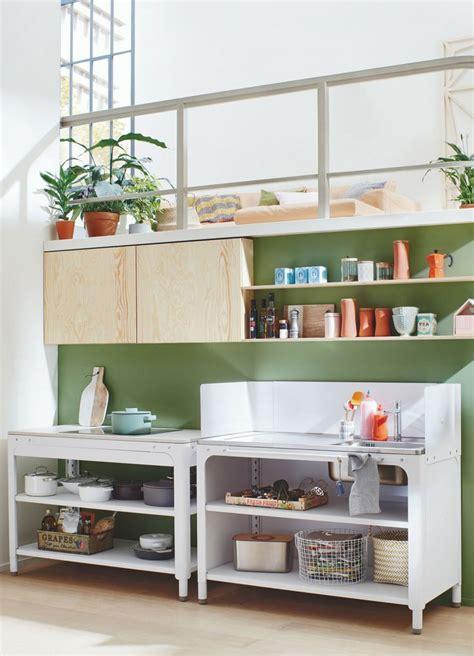 Kleines Küchenregal Ikea by Die Besten 25 Offene Schr 228 Nke Ideen Auf