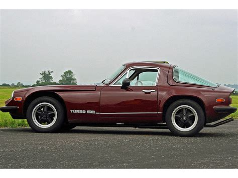 Tvr Turbo Tvr Taimar Turbo Se 1978 187 Click To Zoom Gt