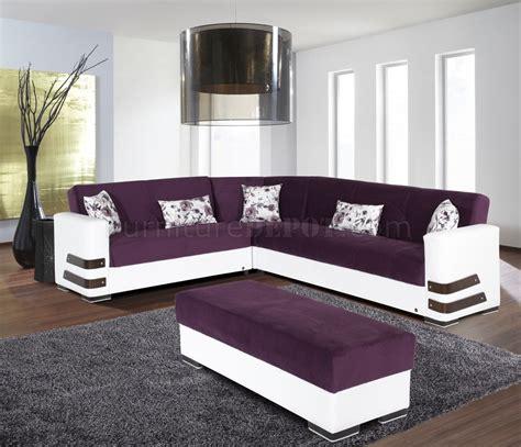 purple microfiber couch purple sectional sofa purple sectional sofas you ll love