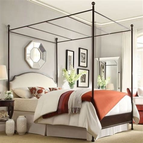 size canopy bed 1000 ideas about size canopy bed on