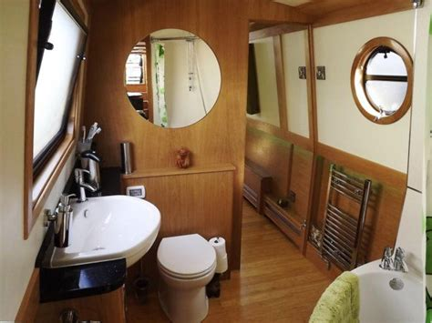 boat themed bathroom new nesting ideas for your narrowboat