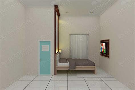 Multiplek 18mm Jogja ruang tidur tamu bapak habib magelang 01 deco point