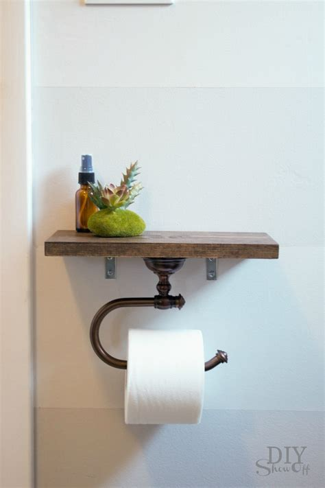 Toilet And Sink toilet paper holder shelf and bathroom accessoriesdiy show