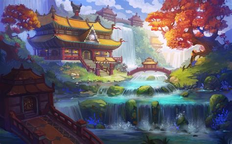 chinese house chinese house by lepyoshka on deviantart