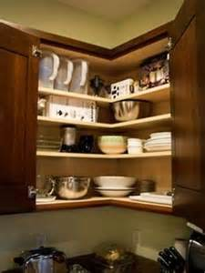 Corner Cabinet Solutions In Kitchens by How To Organize Deep Corner Kitchen Cabinets 5 Tips For