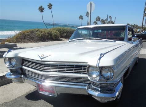 Cadillac Coupe V8 1964 Cadillac Coupe De Ville Restored 429 V8 Matching