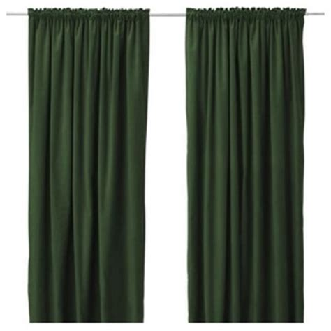 dark green curtain ikea dark green curtains curtains