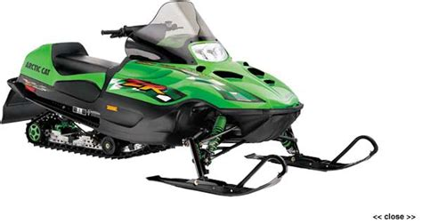 Fogl Panther Touring 2000 2001 2002 2003 2004 Fog L Phanter 2001 arctic cat zr 600 snowmobiles