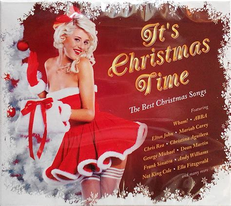 various it s christmas time the best christmas songs