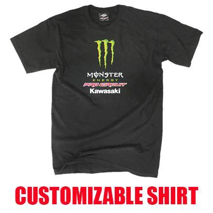 Energy Kawasaki Apparel by Energy Pro Circuit Kawasaki Shirt Pro Style Mx