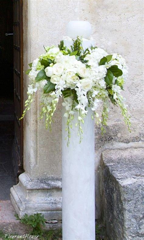 composizione di fiori per matrimonio 17 best images about drapes and aisles decor on