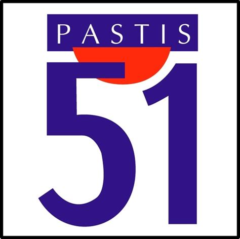Pastis 51 Free vector in Encapsulated PostScript eps