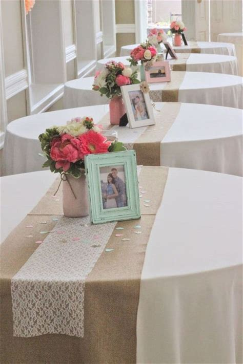 cheap coral table runners 22 rustic burlap wedding table runner ideas you will