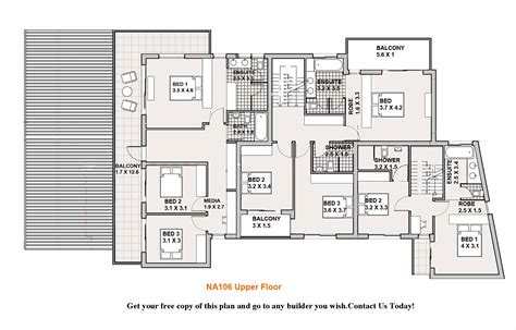 double story floor plans awesome two storey house plans south africa pics photos