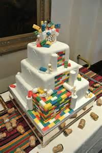 Lego tastic Wedding Cake   beesteas