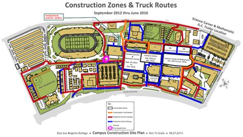 elac map elac s construction zone map 2013