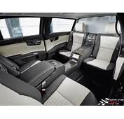 With A Total Length Of 6356 Mm This Cars Interior Can Be Used For