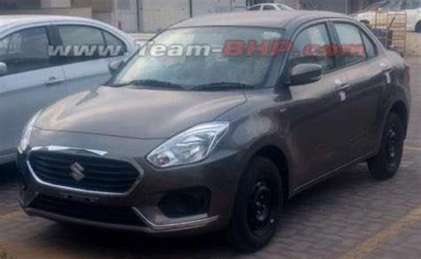 New Maruti Suzuki Dzire New Maruti Suzuki Dzire Spotted Without