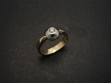 platinum gold and ring christopher william