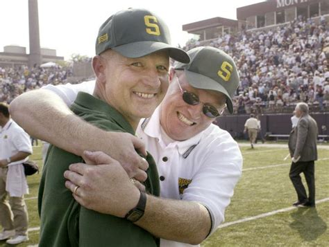 T Shirt T F O A Busoh Sen Sen craig bohl and gene celebrate after the bison beat