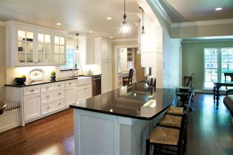 Narrow Galley Kitchen Design Ideas by Galley Kitchen Open Up Kitchen Pinterest Galley