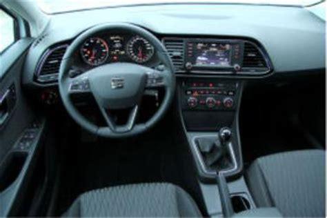 Bmw 1er Adac Test 2013 by Adac Auto Test Seat Leon 1 4 Tsi Start Stop Style