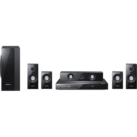 Samsung Home Theater 5 1ch Ht F455k samsung ht c6600 5 1 channel home theater system