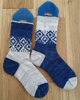 pattern for moon socks ravelry pale moon socks pattern by helen kennedy