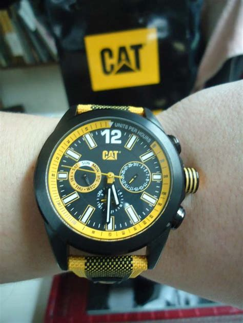 Jam Caterpillar Original Nh16934131 jual jam tangan caterpillar yo 169 64 124 original
