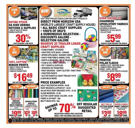 len store len s mill stores flyer march 8 to 20