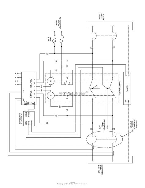 generac transfer switch wiring diagram efcaviation