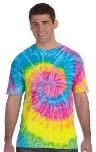 tie dye s 100 cotton ribbed knit crewneck