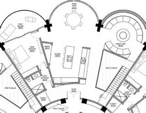 Mid Century Floor Plans Re Imagining Marina City Loop North News